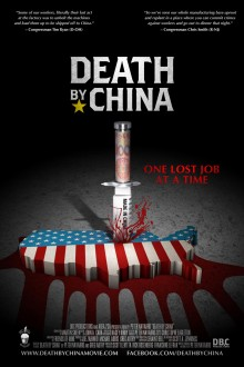 Death by China – Key art for International release