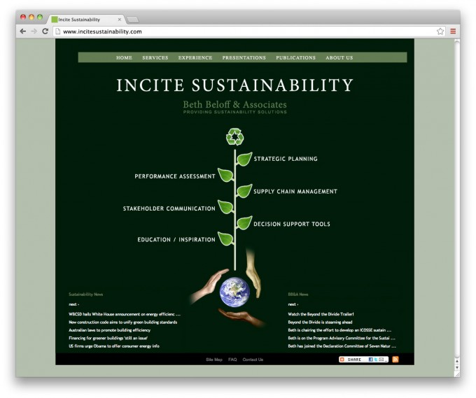 Incite Sustainability