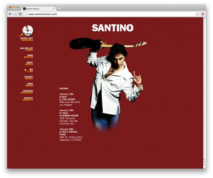 Santino Music