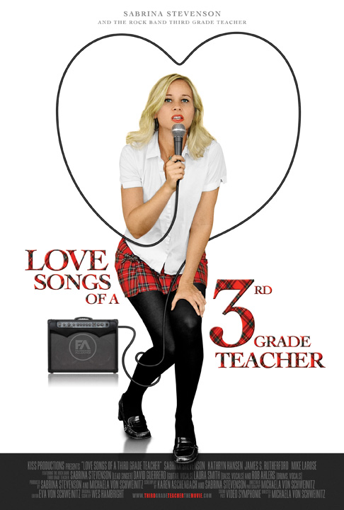 Love Songs of a 3rd Grade Teacher