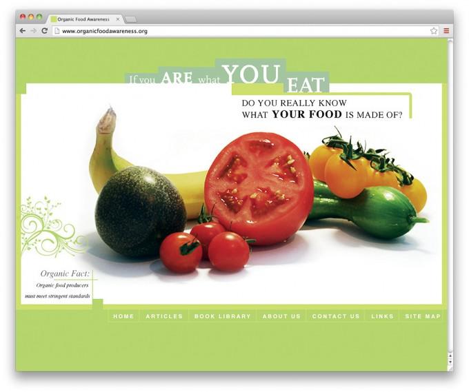 Organic Food Awareness
