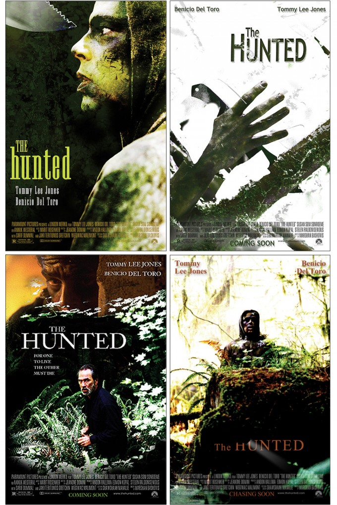 AstridChevallier_TheHunted_Research