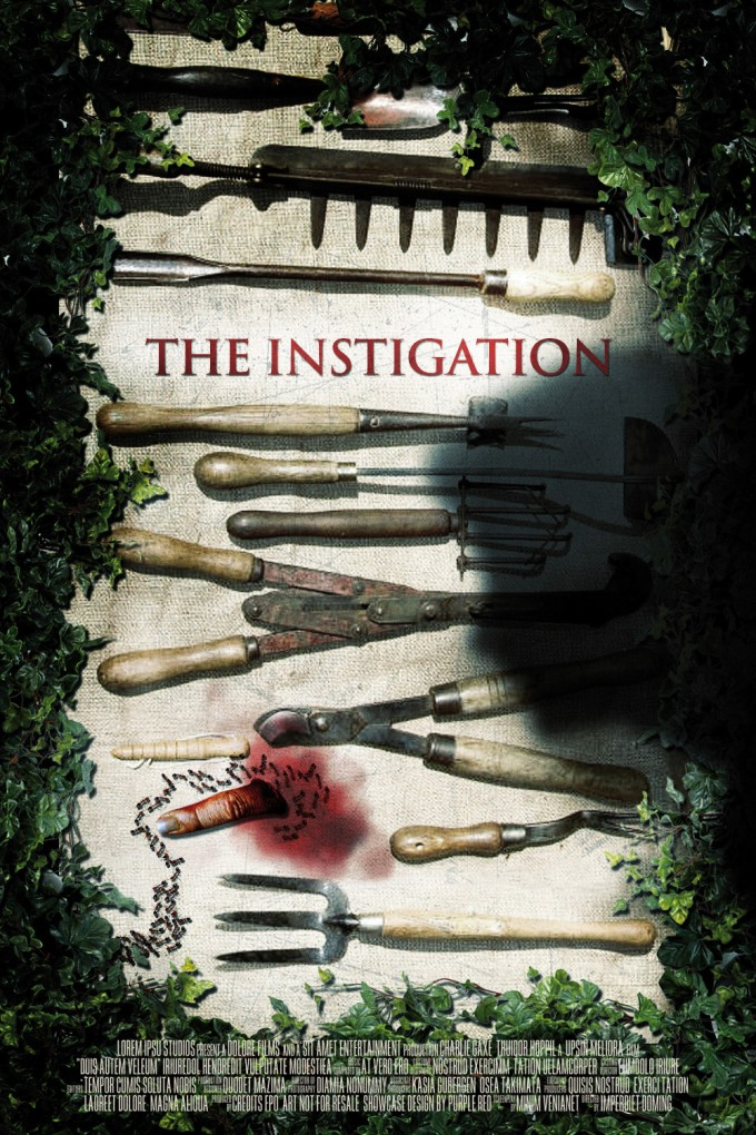 The Instigation