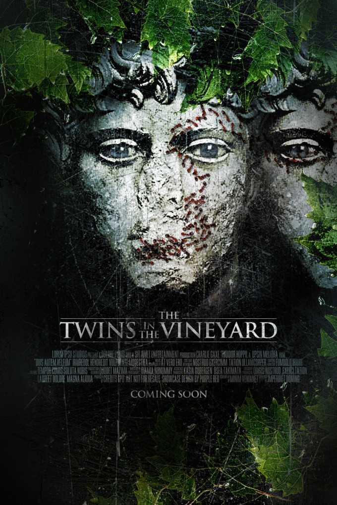 The Twins in the Vineyard