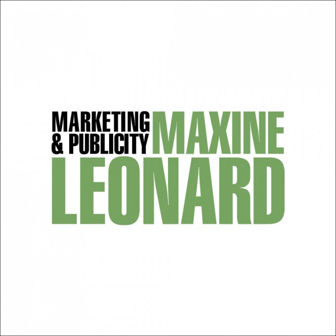 Maxine Leonard PR logo